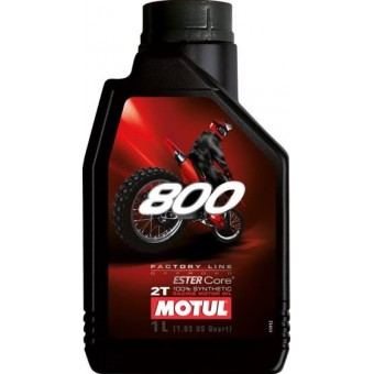 Motul 800 2T Off-Road 1L