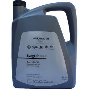 Volkswagen Longlife lll 0 W-30 5L