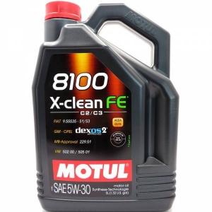 Motul X Clean FE 5 W 30 5L