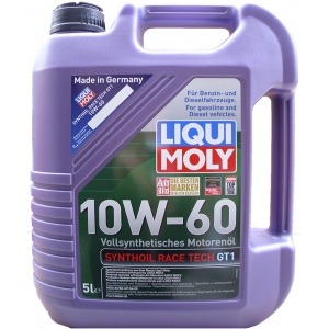 Liqui Moly Race Tech GT 1 10W60 5L
