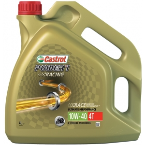 Castrol Power 1 Racing 10W40 4T 4L